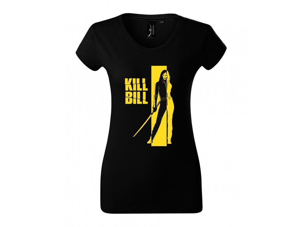 Dámské tričko Kill Bill