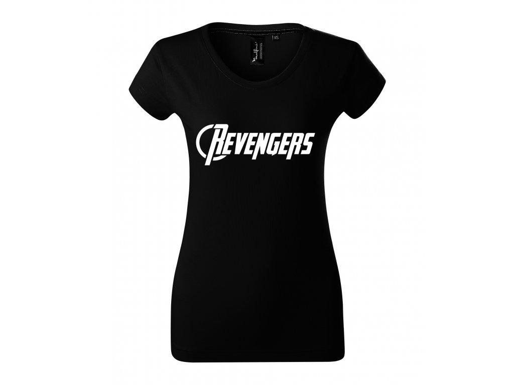 Dámské tričko Revengers