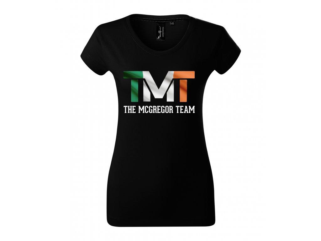 Dámské tričko TMT The Mcgregor Team