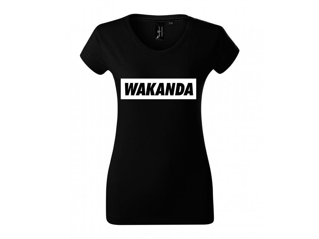 Dámské tričko Wakanda