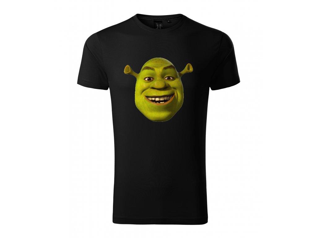 Pánské tričko Shrek