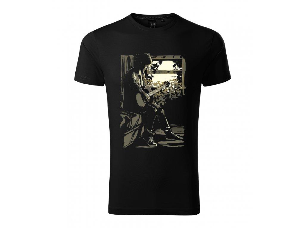 Pánské tričko The last of us
