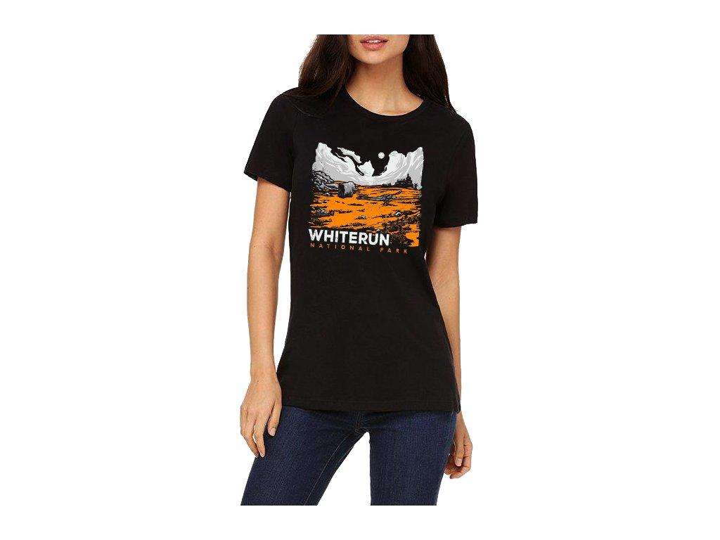 Dámské tričko Skyrim