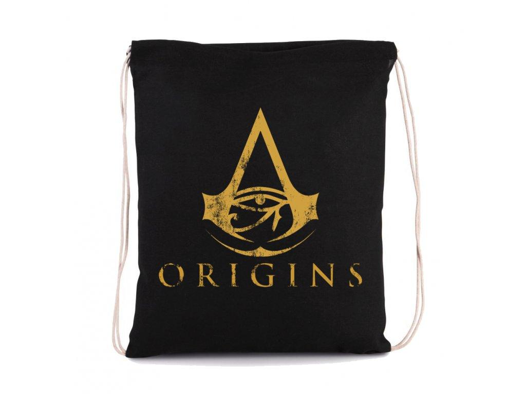vak na záda Assassins Creed origins