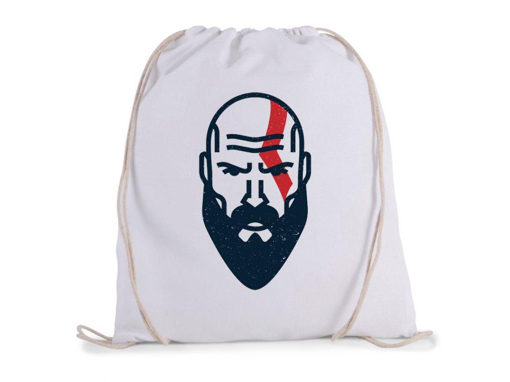 vak na záda God of War GOW Kratos