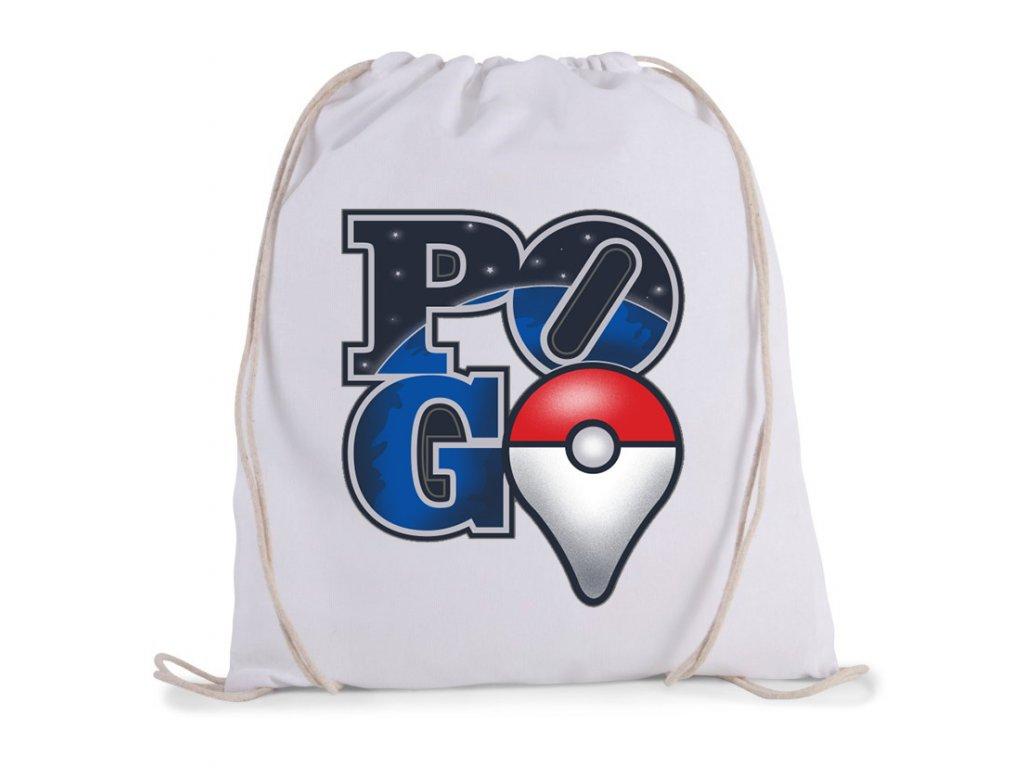 vak na záda Pokemon Go Vesmír