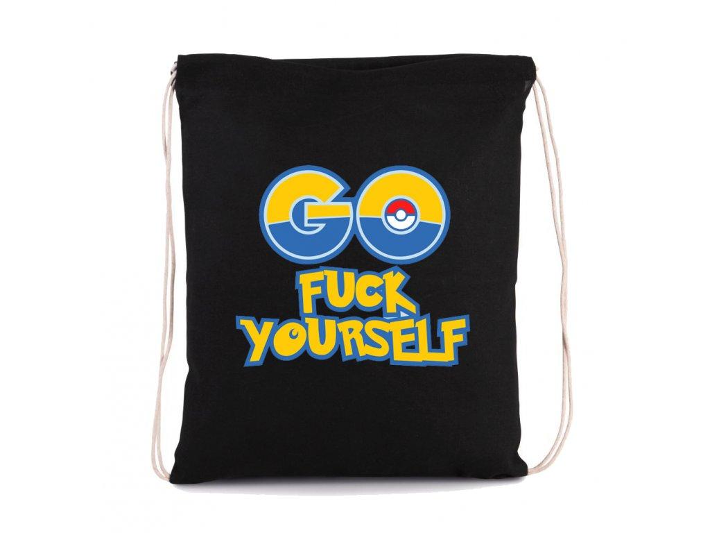 vak na záda Pokemon G