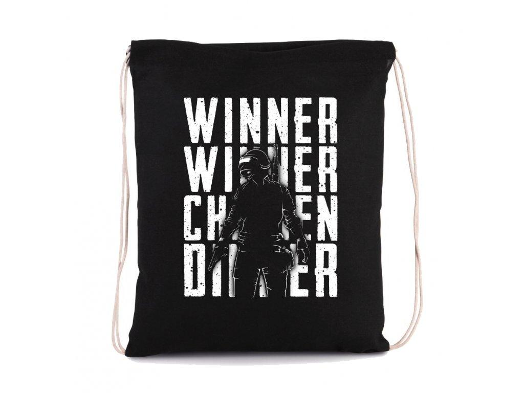 vak na záda PubG Winner Winner Chicken Diner