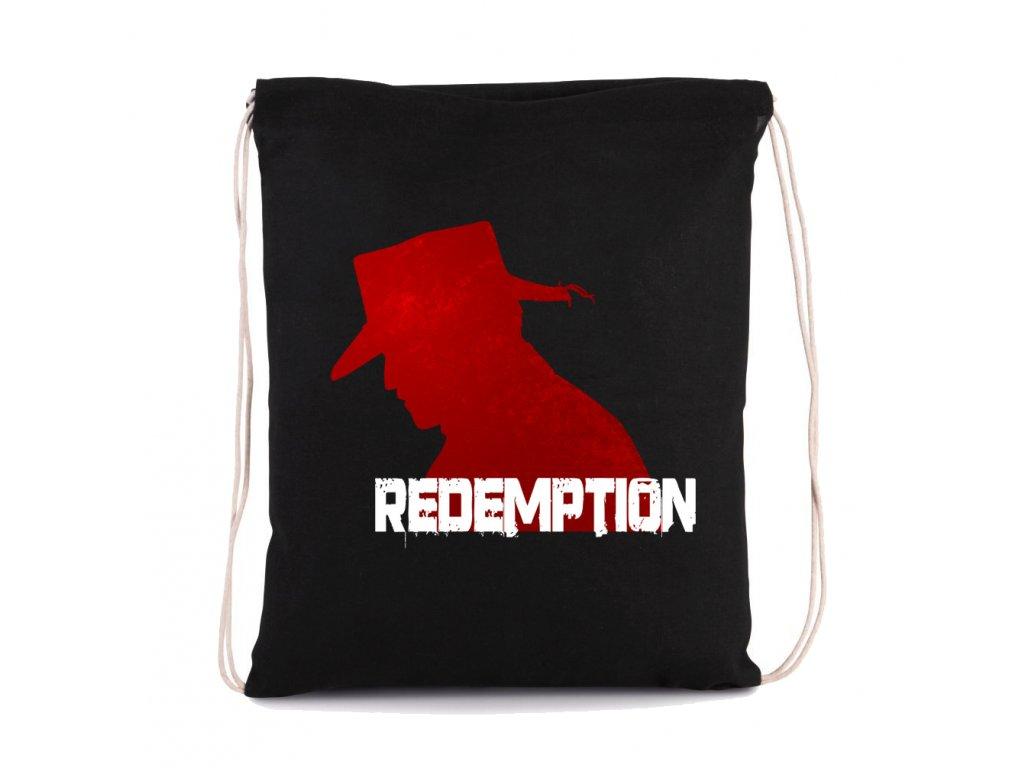 vak na záda Red dead redemption psanec