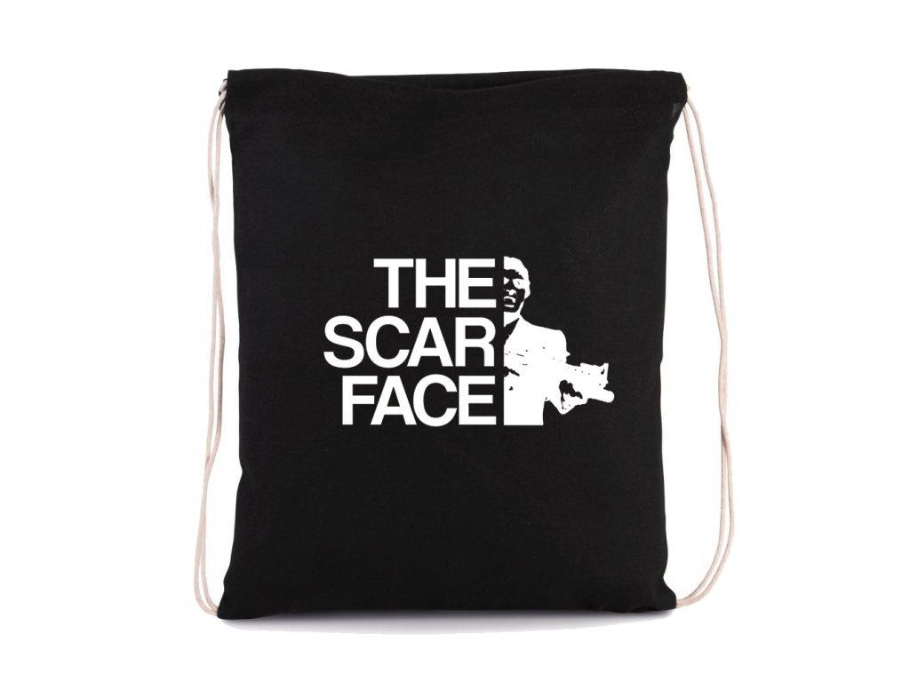 vak na záda The Scar Face