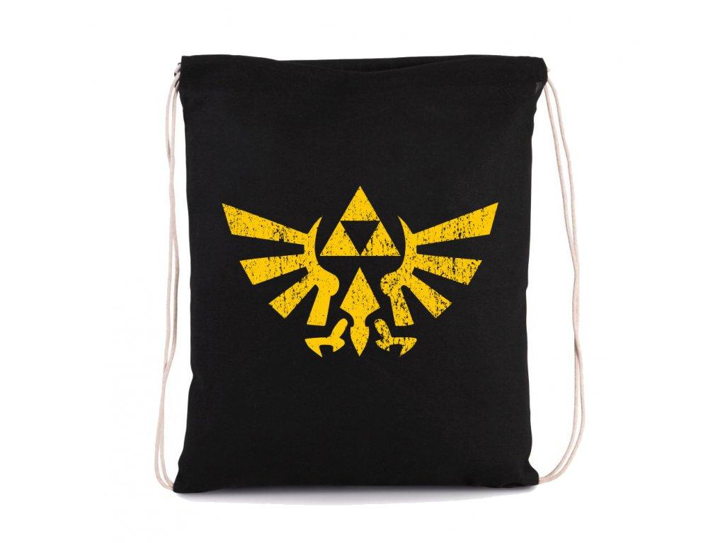 vak na záda Zelda