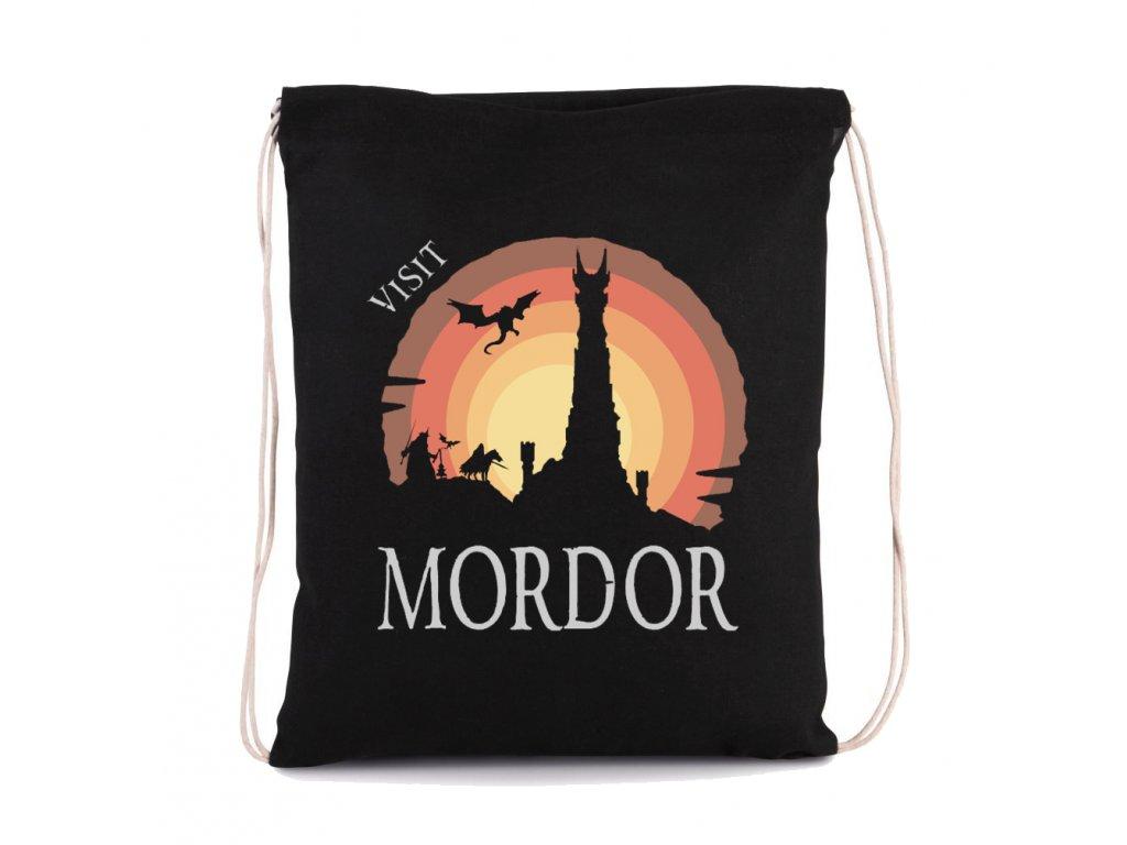 vak na záda Pán prstenů Navštivte Mordor