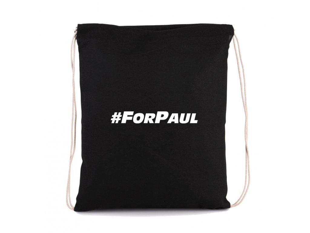 vak na záda Rychle a zběsile Paul Walker