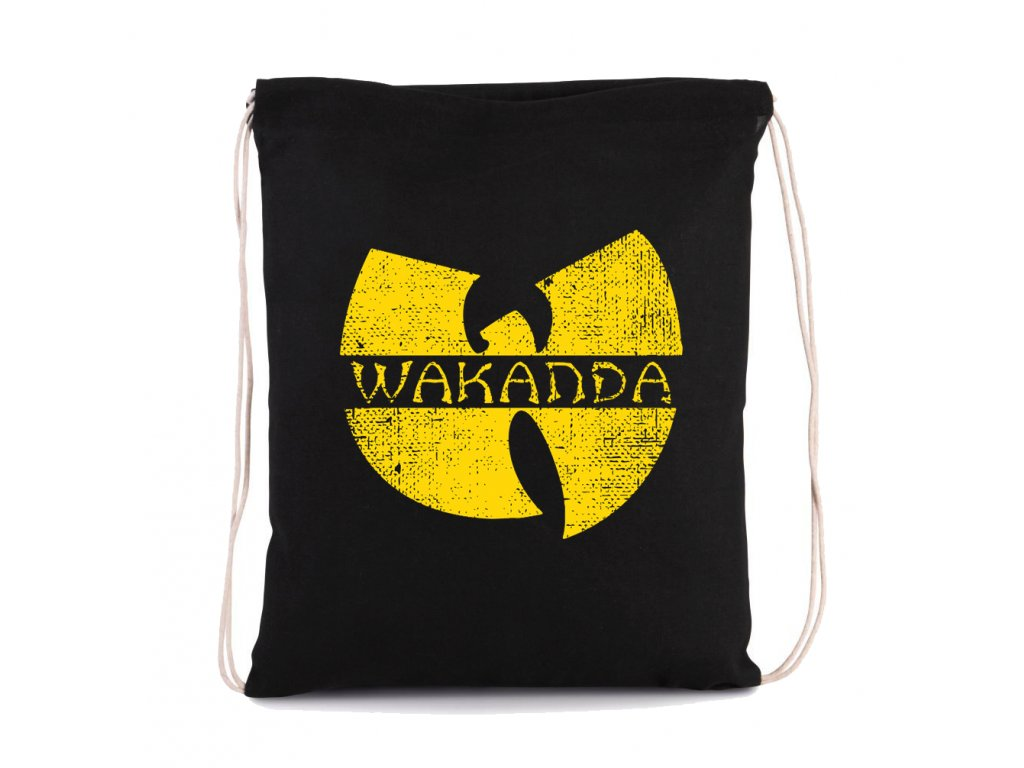 vak na záda Wakanda Black panther
