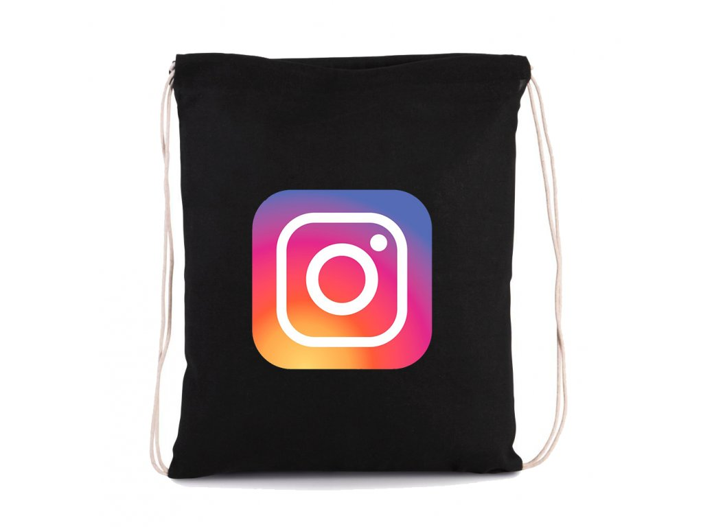 vak na záda Instagram