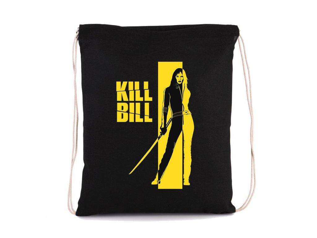 vak na záda Kill Bill