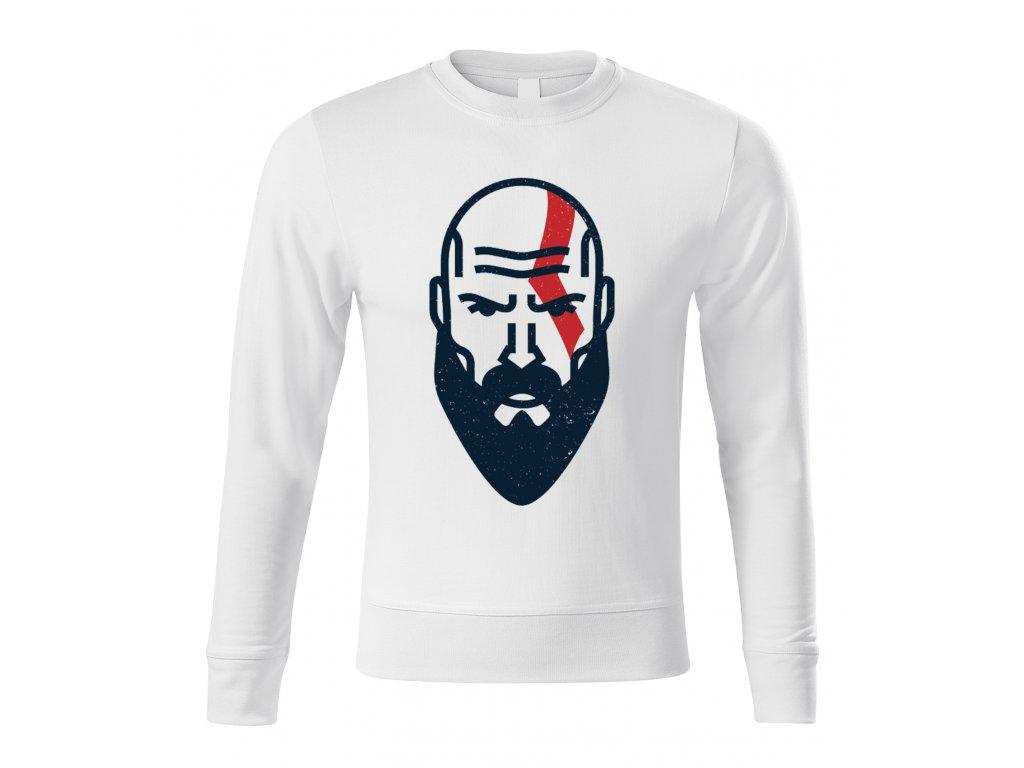 mikina bez kapuce God of War GOW Kratos