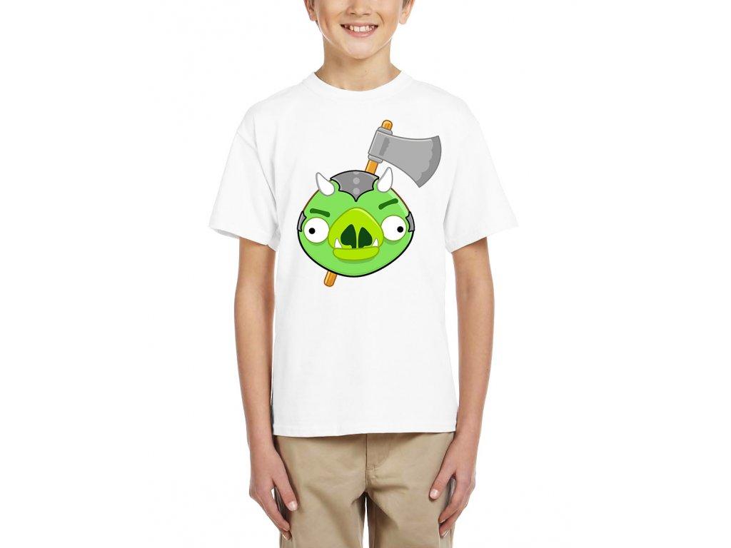 Dětské tričko Angry Birds Vs. Gamorreans
