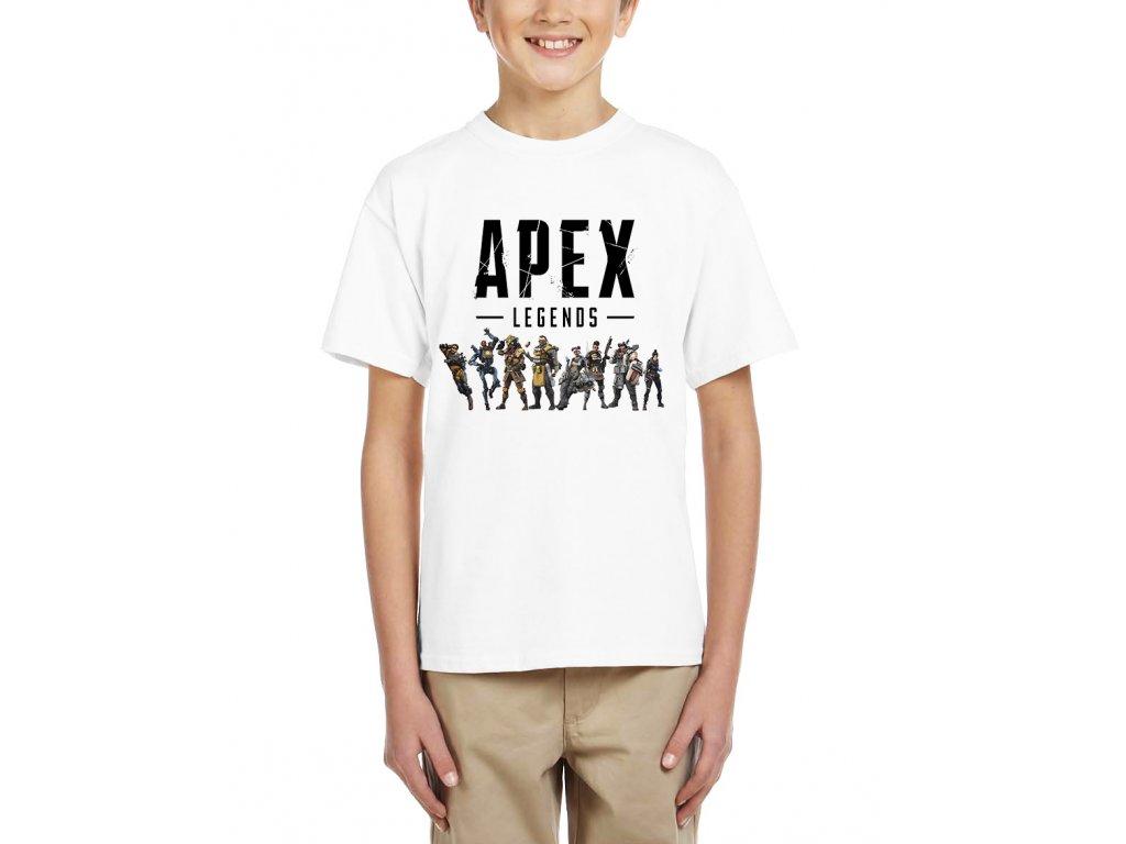 Dětské tričko Apex Legends
