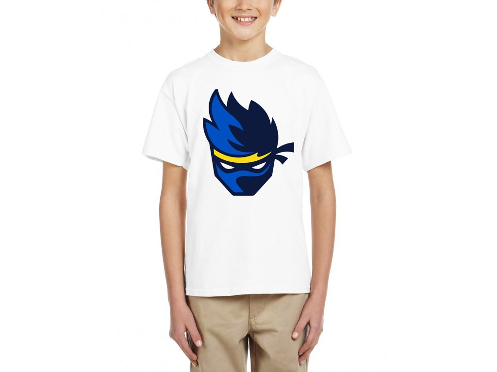 Dětské tričko fortnite hra ninja