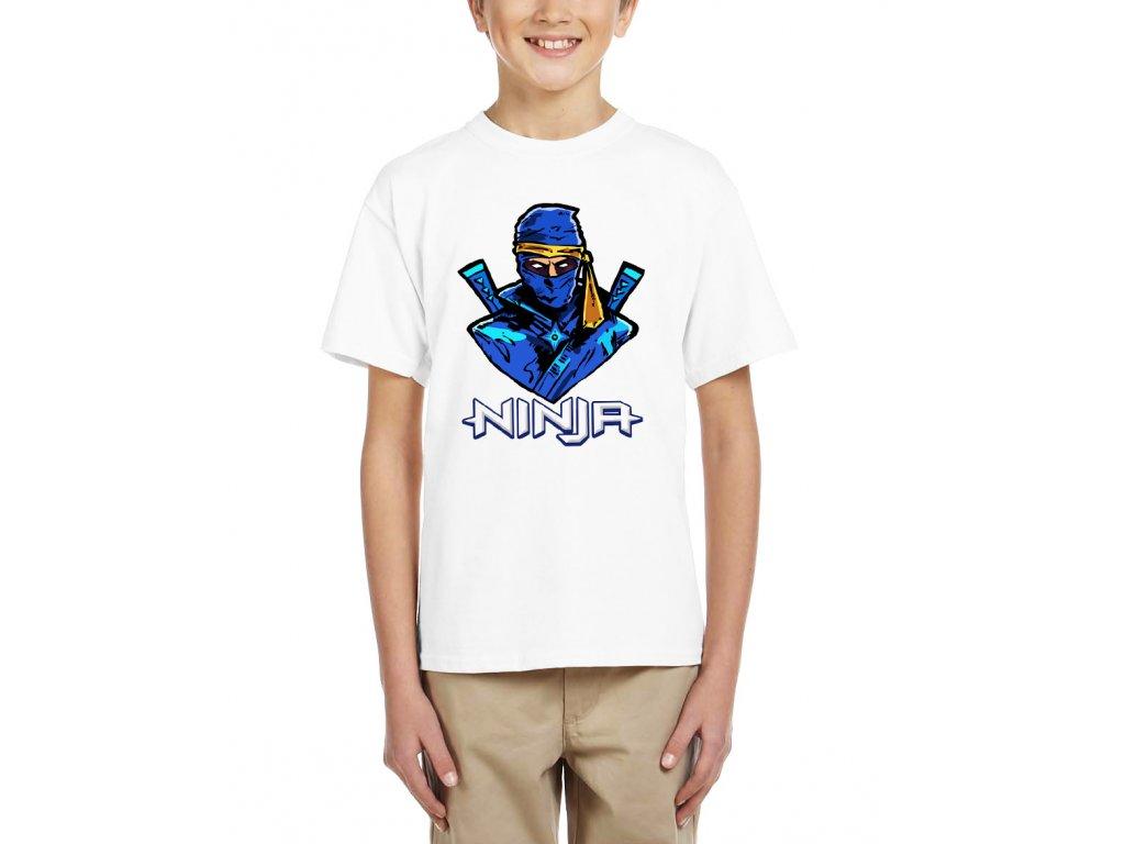 Dětské tričko Fortnite Ninja