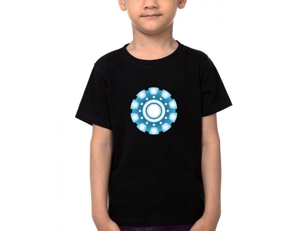 Dětské tričko Iron Man Zdroj