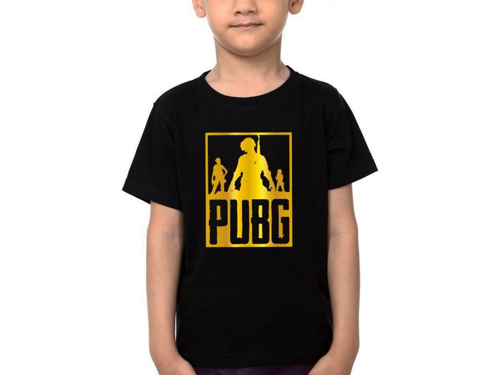 Dětské tričko PUBG
