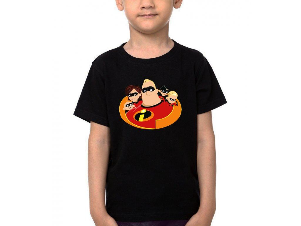 Dětské tričko Úžasňákovi