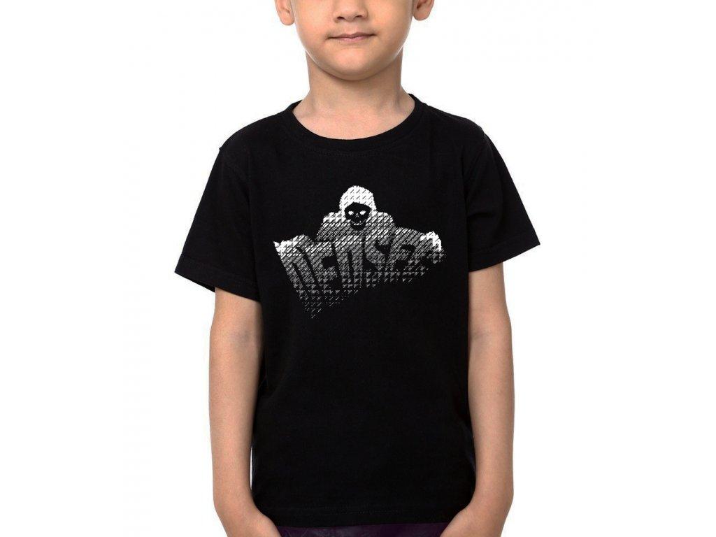 Dětské tričko Watch Dogs 2 – Dedsec