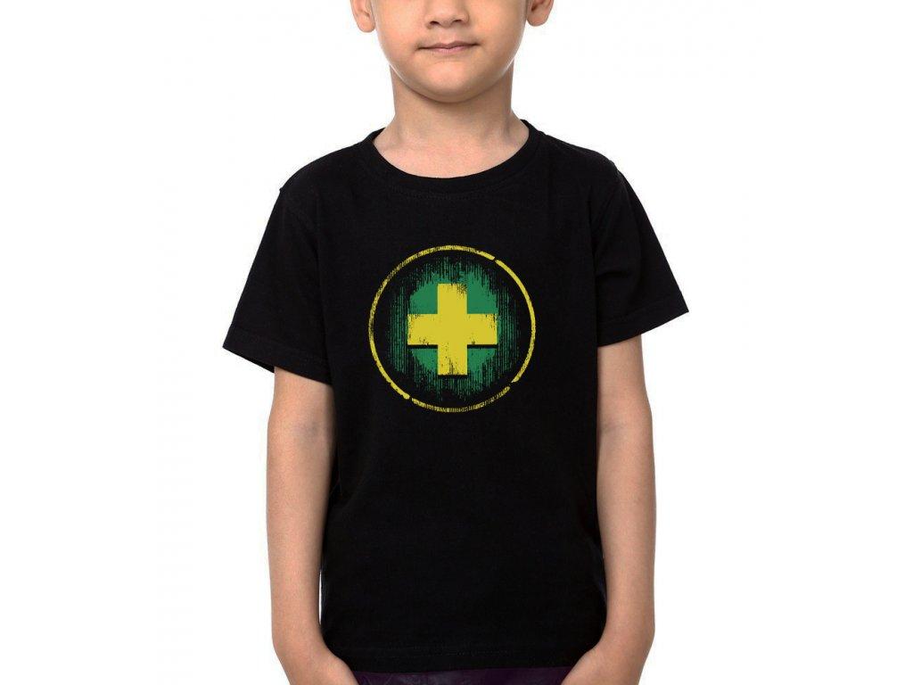 Dětské tričko World of Warcraft Healer