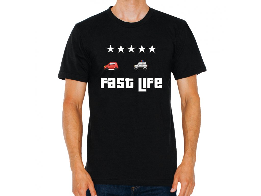 pánské tričko GTA