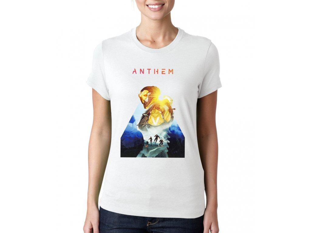 Dámské tričko Anthem