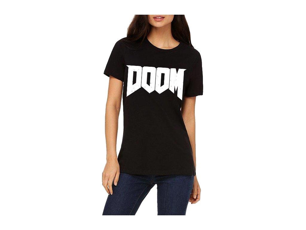 Dámské tričko DOOM