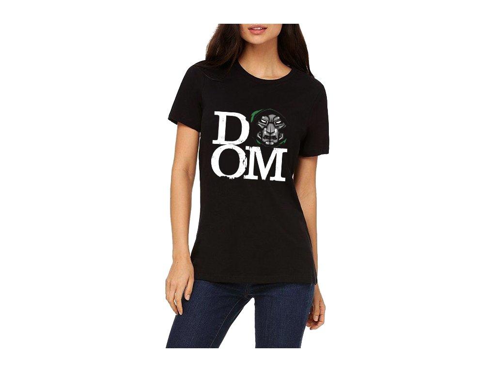 Dámské tričko Dr. DOOM
