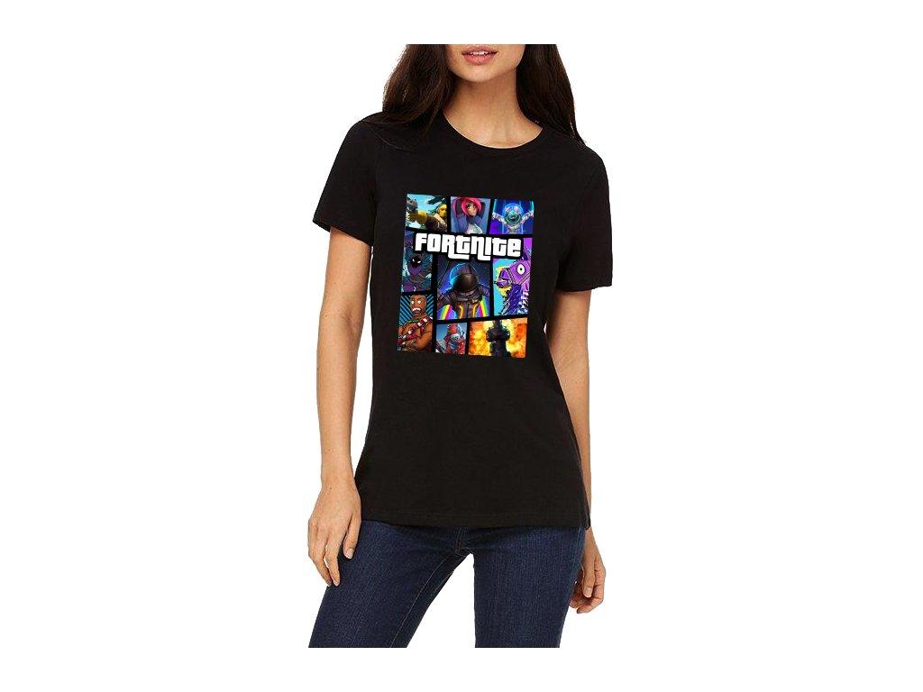 Dámské tričko Fortnite
