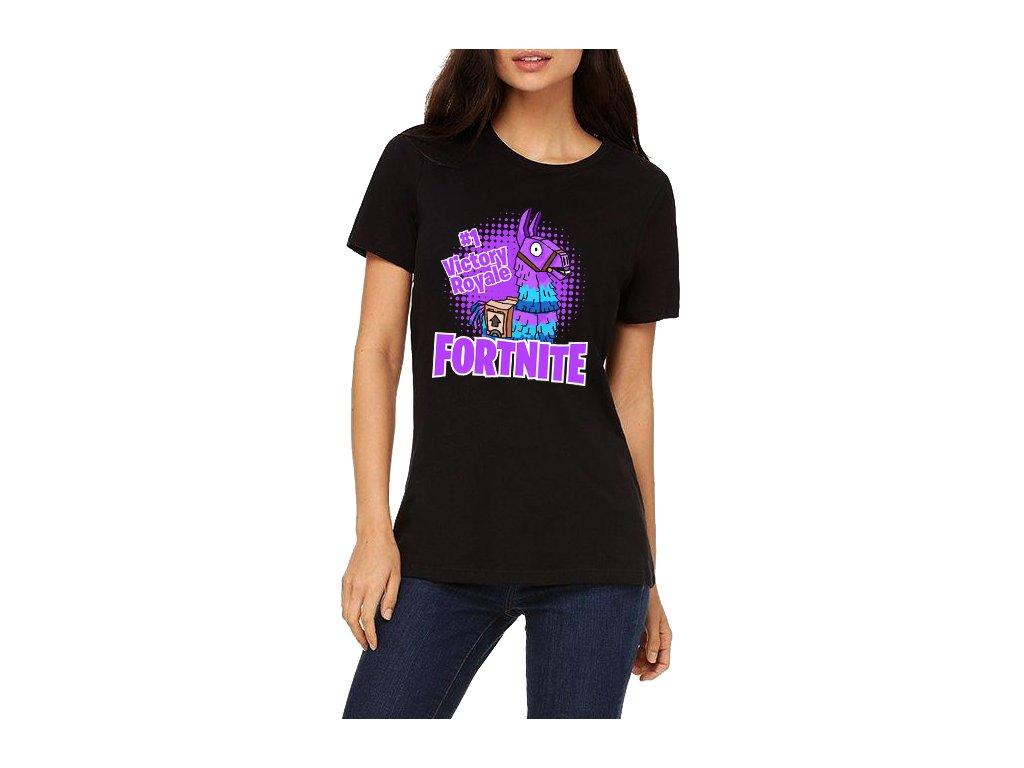 Dámské tričko Fortnite Victory Royale