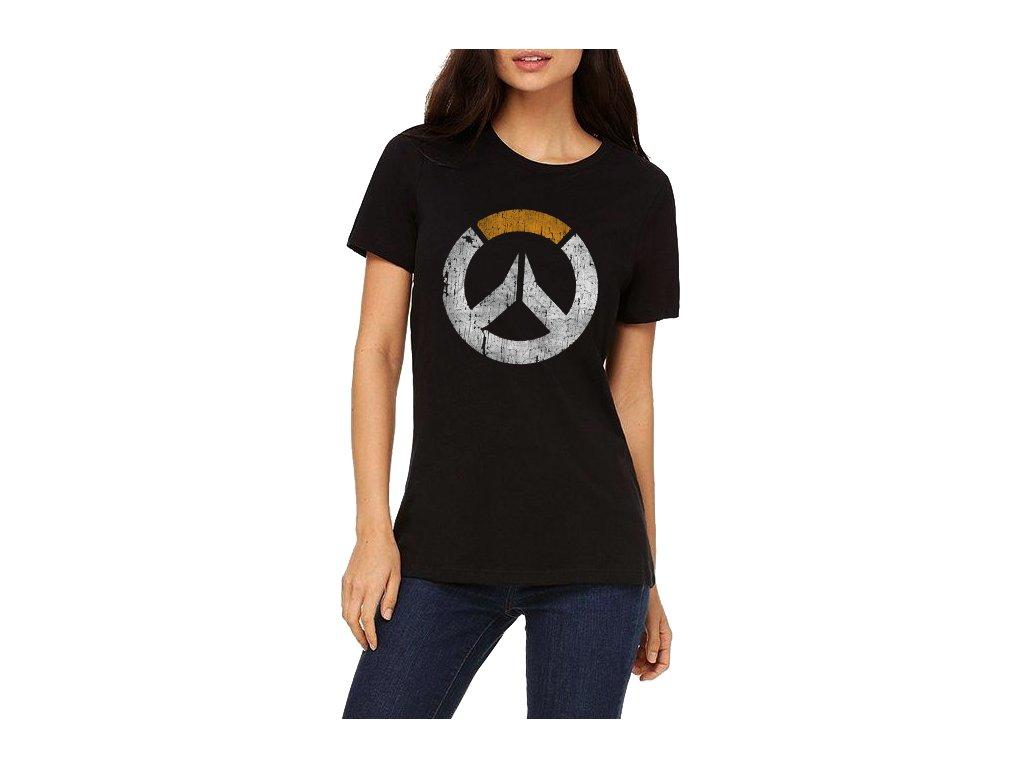 Dámské tričko Overwatch