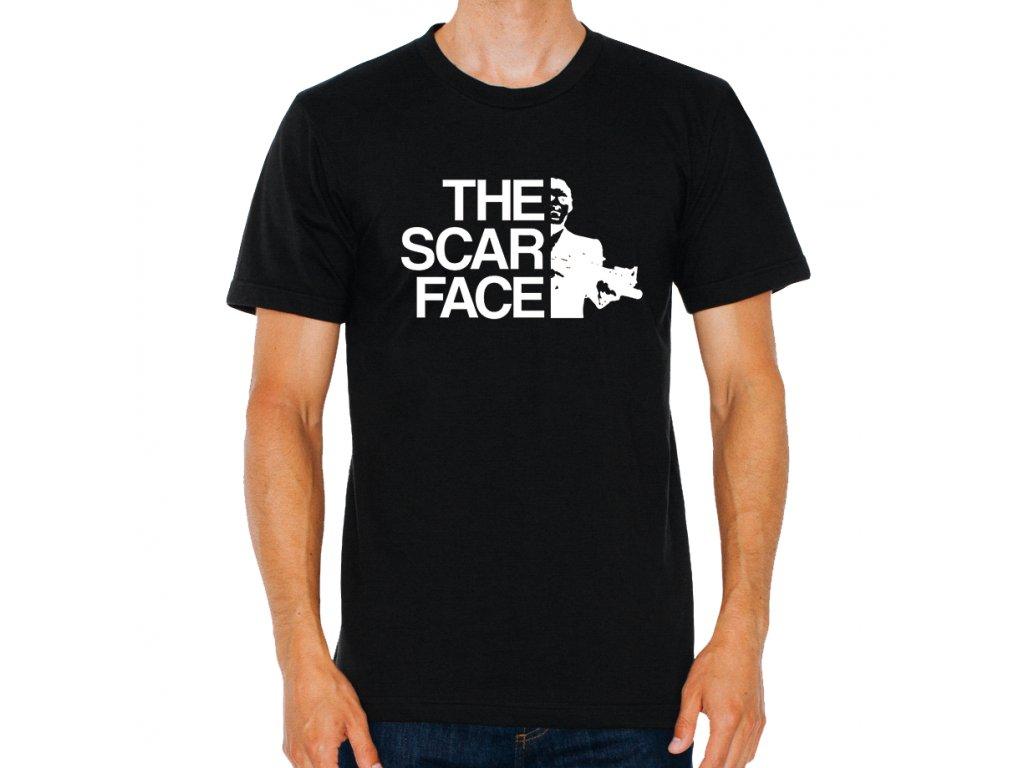 pánské tričko the scar face