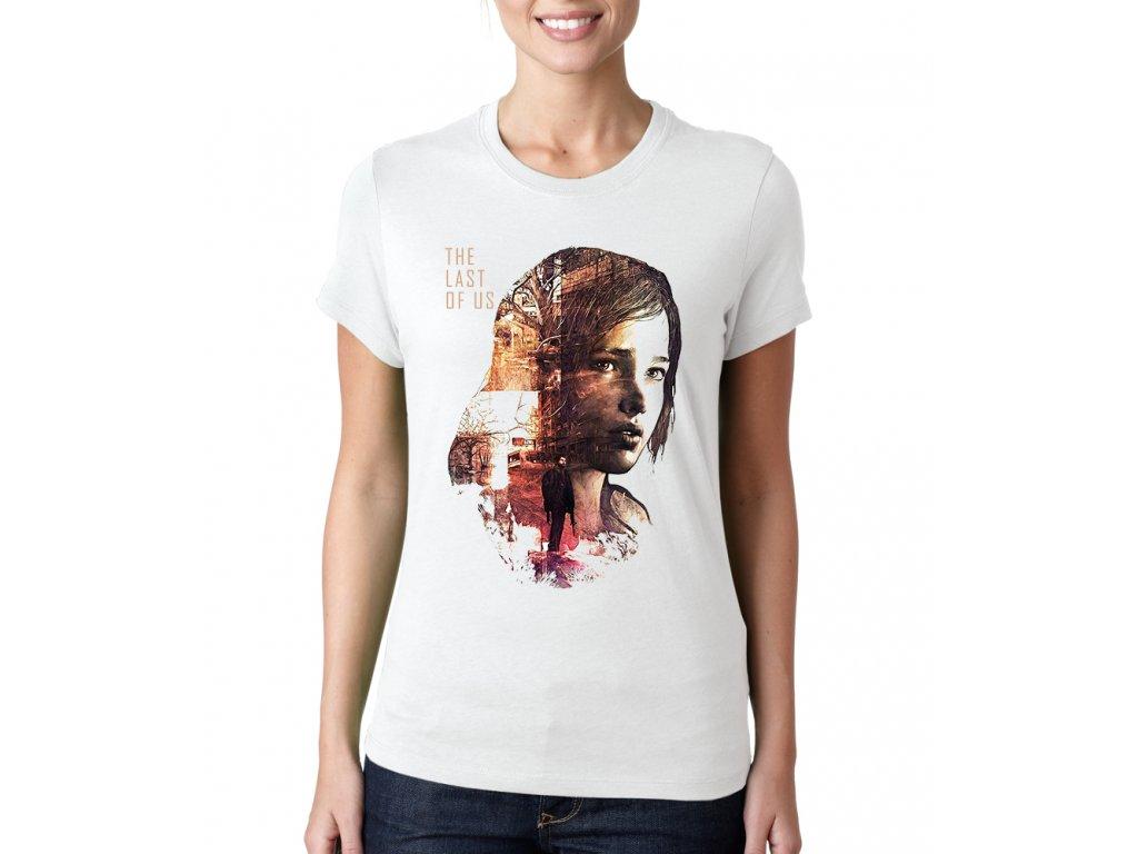 Dámské tričko The Last of Us