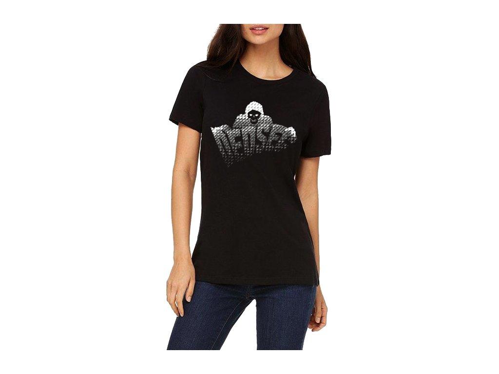 Dámské tričko Watch Dogs 2 – Dedsec