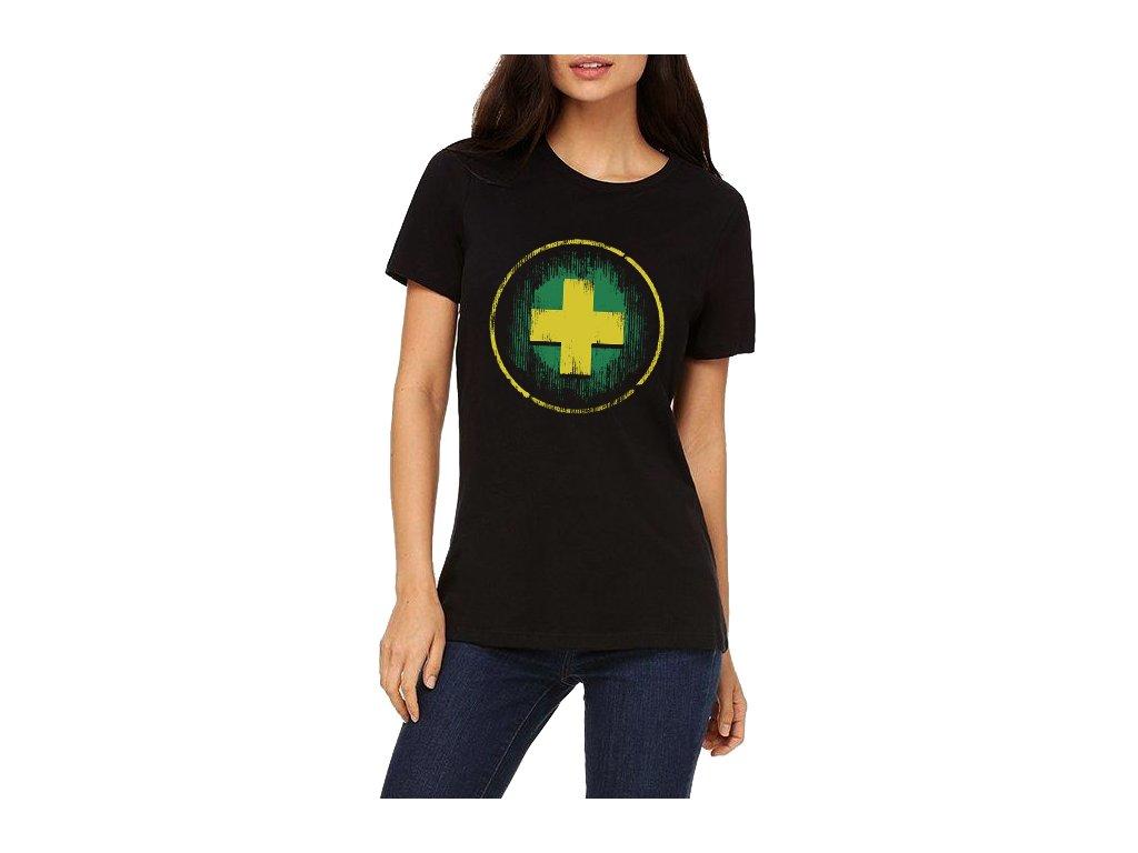 Dámské tričko World of Warcraft Healer