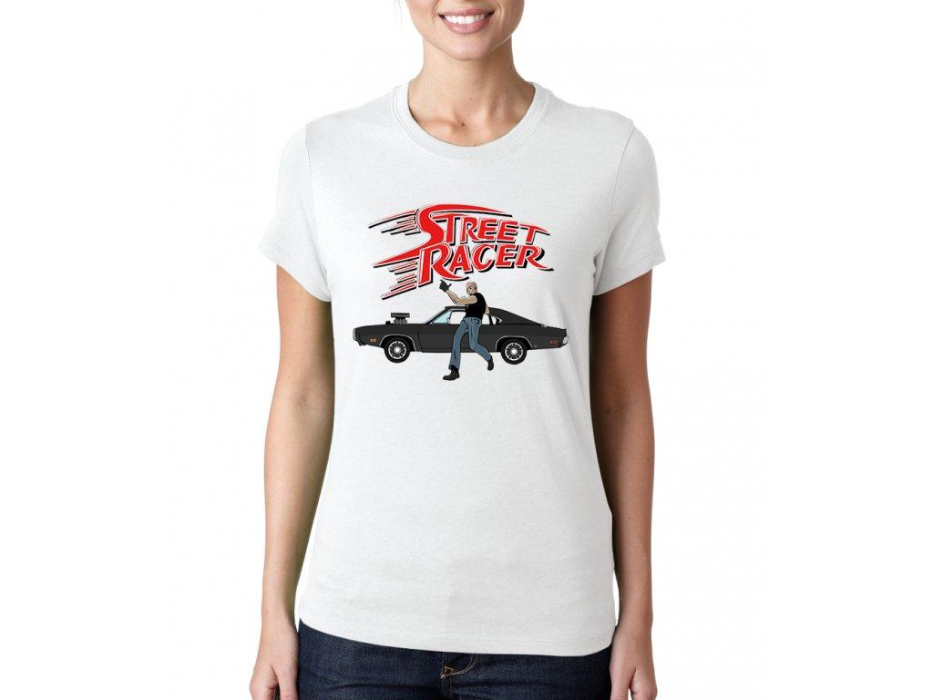 Dámské tričko Rychle a zběsile Dominik Toretto