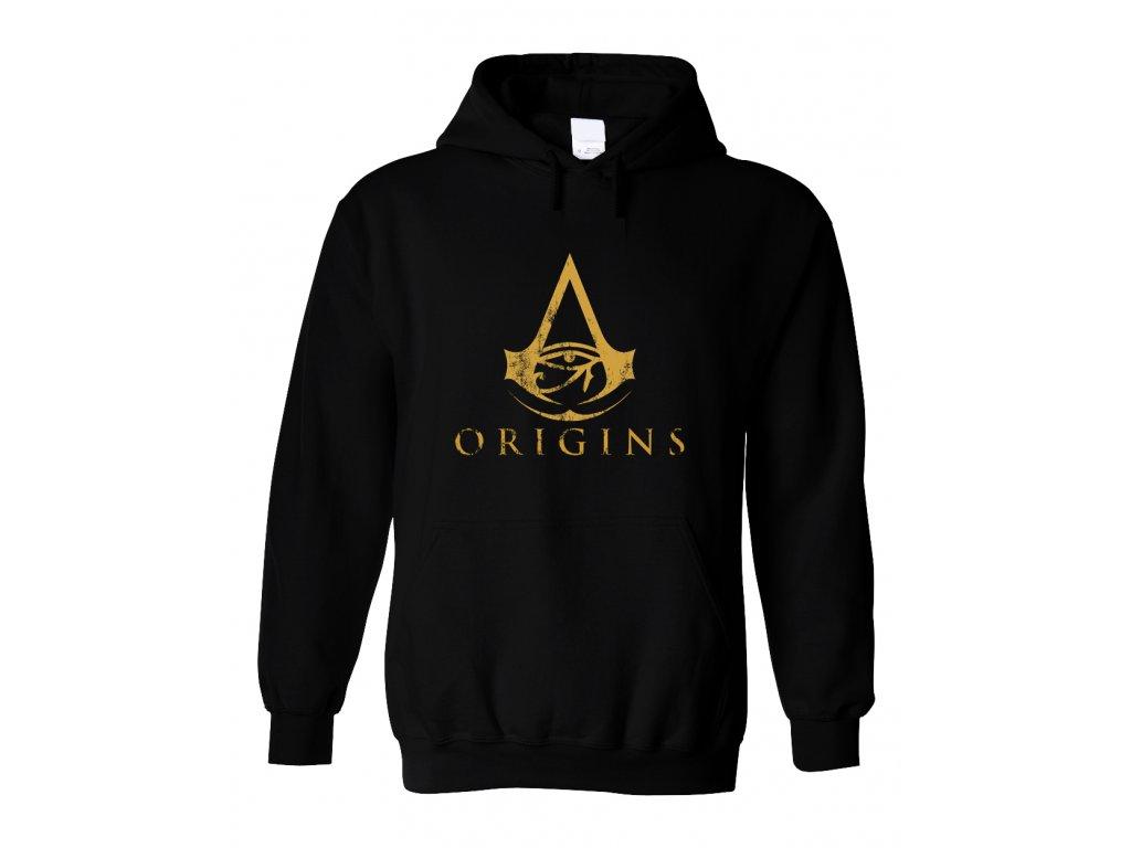 Mikina s kapucí Assassins Creed origins