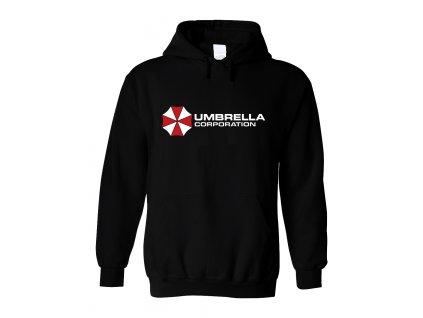 Mikina s kapucí Resident Evil Korporace Deštníků
