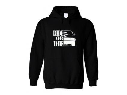 Mikina s kapucí Rychle a zběsile Ride or die