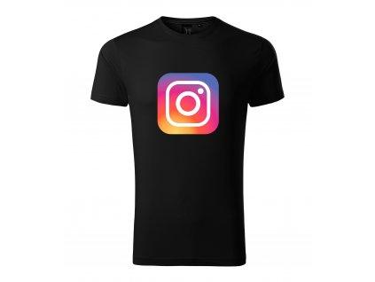 Pánské tričko Instagram