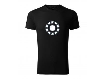 Pánské tričko Iron man Reaktor