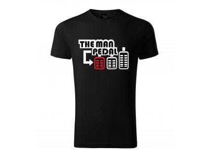 Pánské tričko Spojka Chlapský pedál