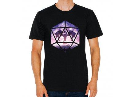pánské tričko pathfinder drak