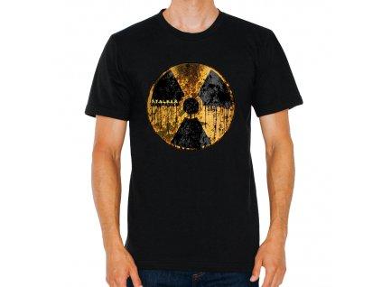 pánské tričko Stalker Radiace